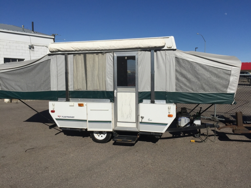 TENT TRAILER Other 2005 price $3,995