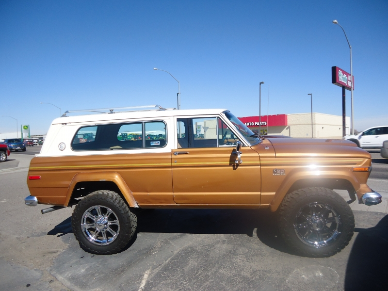 Jeep CHEROKEE CHIEF 1978 price $20,000