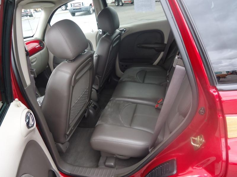 Chrysler PT Cruiser 2002 price $4,495