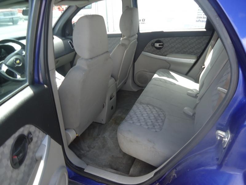Chevrolet Equinox 2007 price $1,500