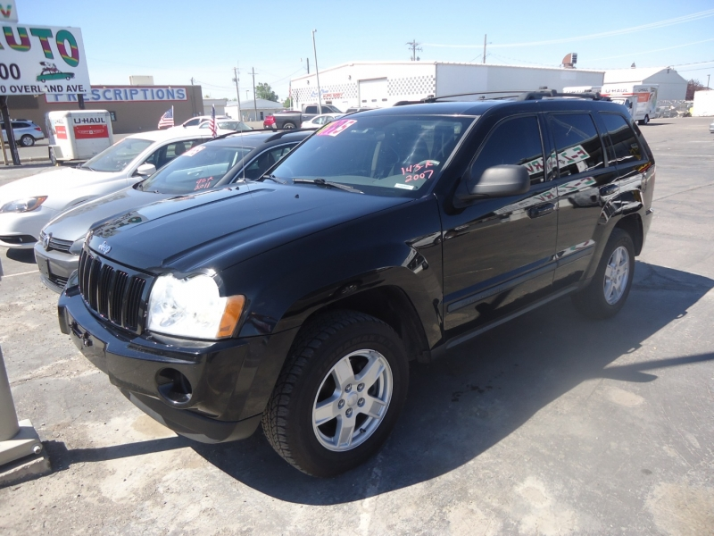 Jeep Grand Cherokee 2007 price $7,995