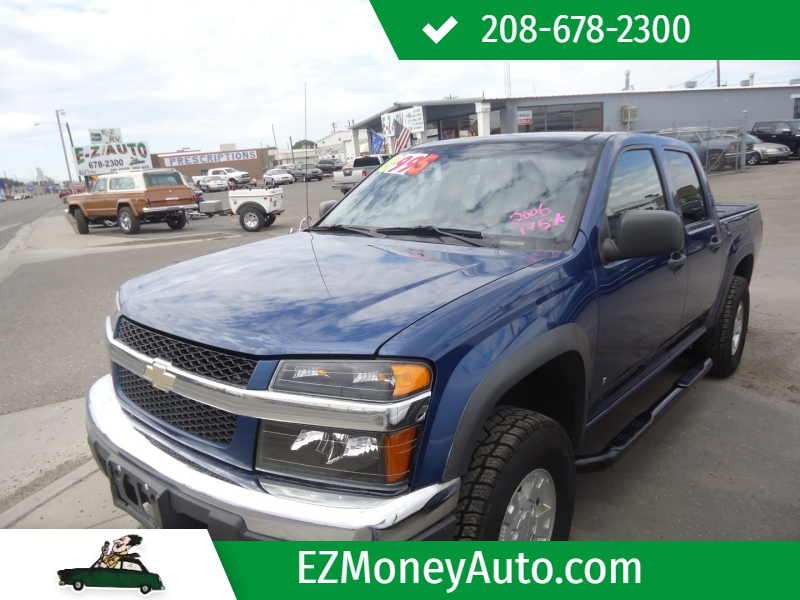 Chevrolet Colorado 2006 price $8,995