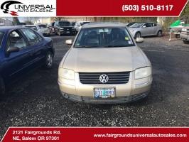 Volkswagen New Passat/Passat 2001