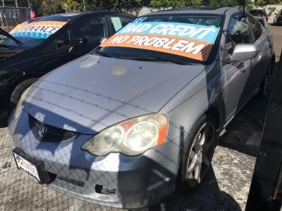 2003 Acura RSX 3dr Sport Cpe Type S
