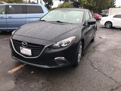 2015 Mazda Mazda3 4dr Sdn Auto i Sport