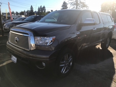 2011 Toyota Tundra 4WD Truck Dbl 5.7L V8 6-Spd AT LTD