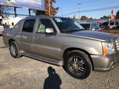 2002 Cadillac Escalade EXT 4dr AWD