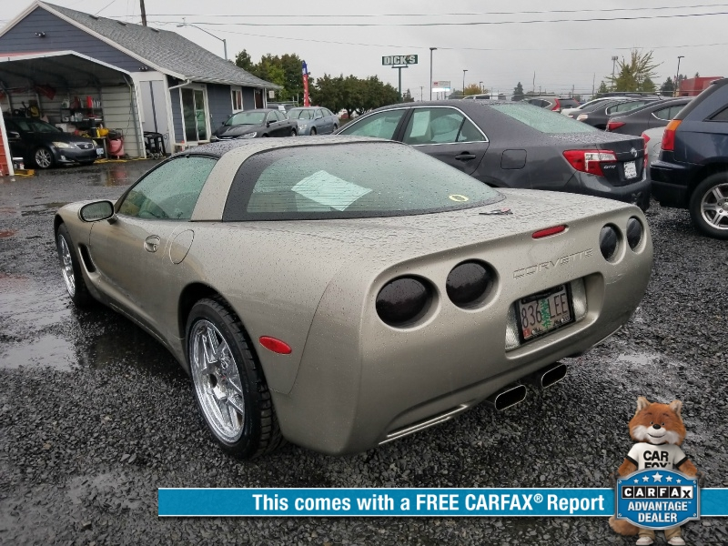 Chevrolet Corvette 1999 price $11,599