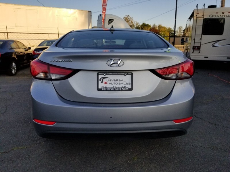 Hyundai Elantra 2016 price $13,995
