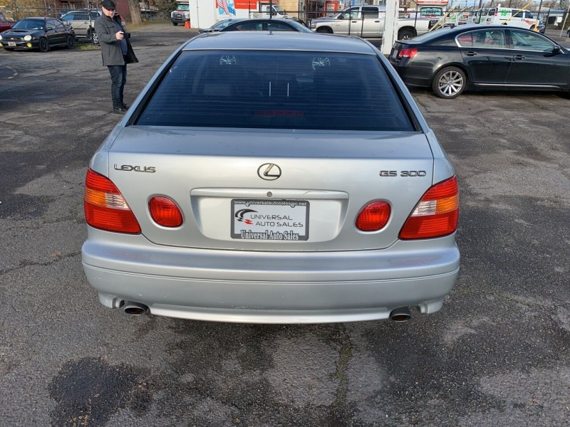Lexus GS 300 2000 price $4,995