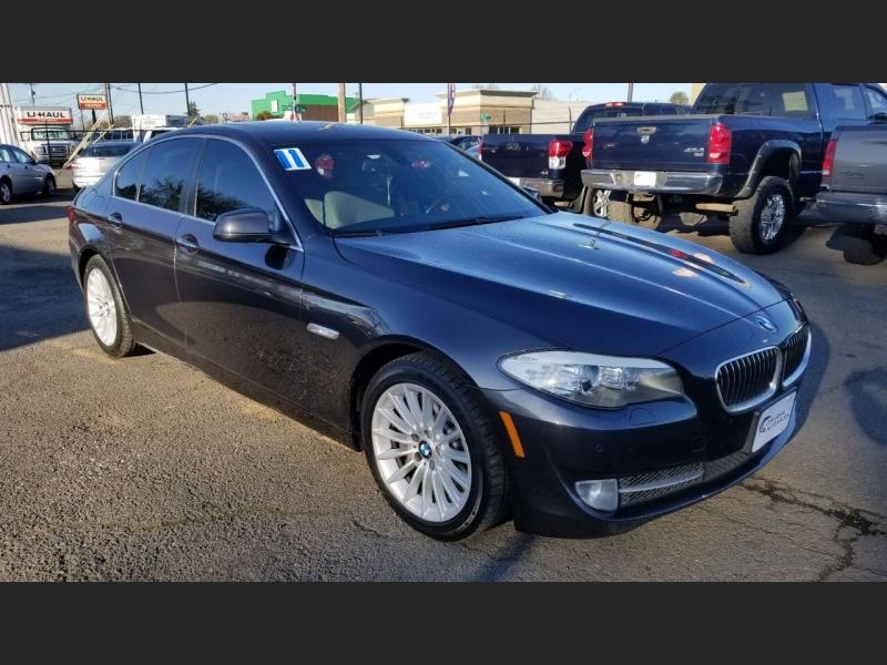 BMW 5 Series 2011 price $13,743