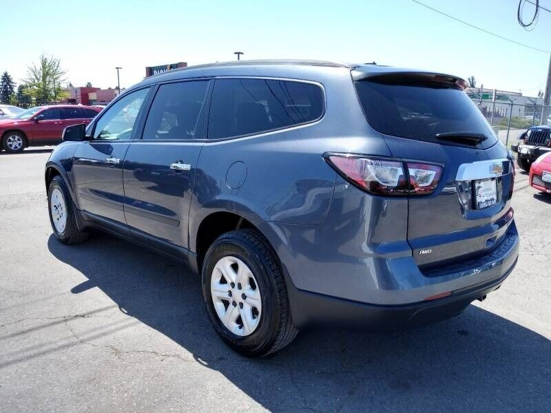 Chevrolet Traverse 2014 price $13,462