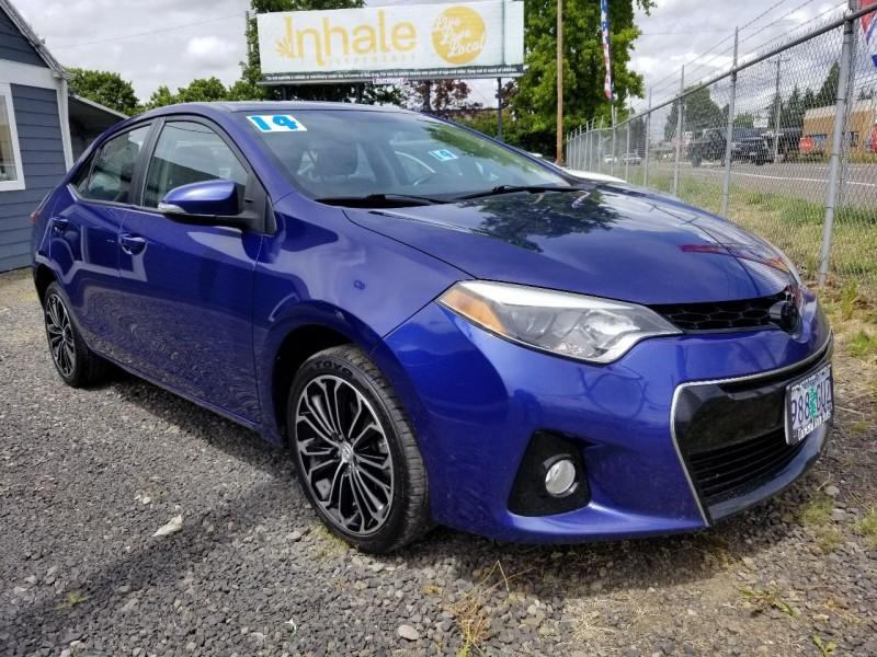 Toyota Corolla 2014 price $11,995