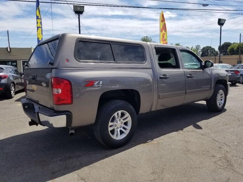 Chevrolet Silverado 1500 2012 price $17,288