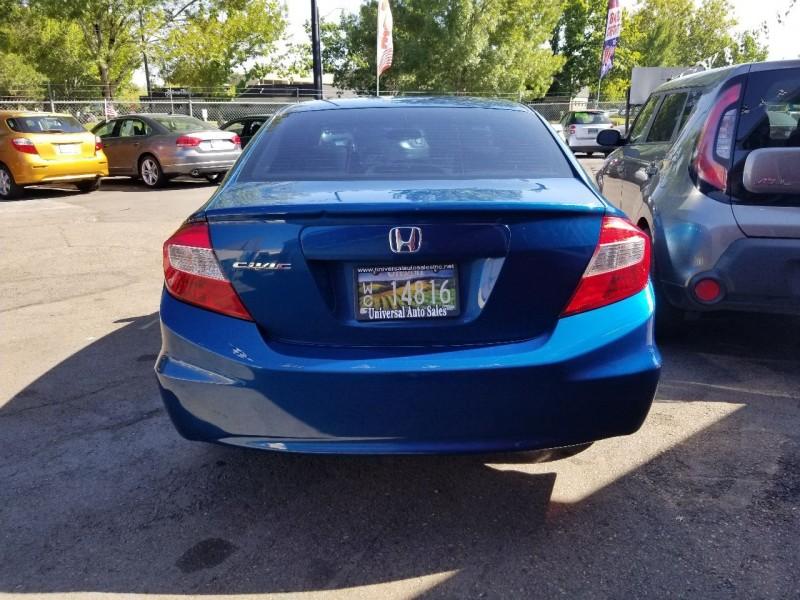 Honda Civic 2012 price $9,495