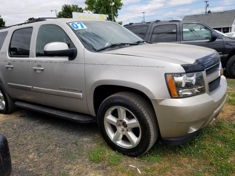 Chevrolet Suburban 2007 price $9,988