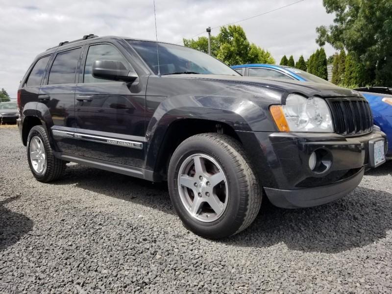 Jeep Grand Cherokee 2005 price $5,888