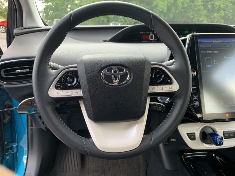 Toyota Prius Prime 2017 price $19,950
