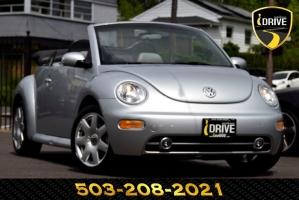 Volkswagen New Beetle Convertible 2003