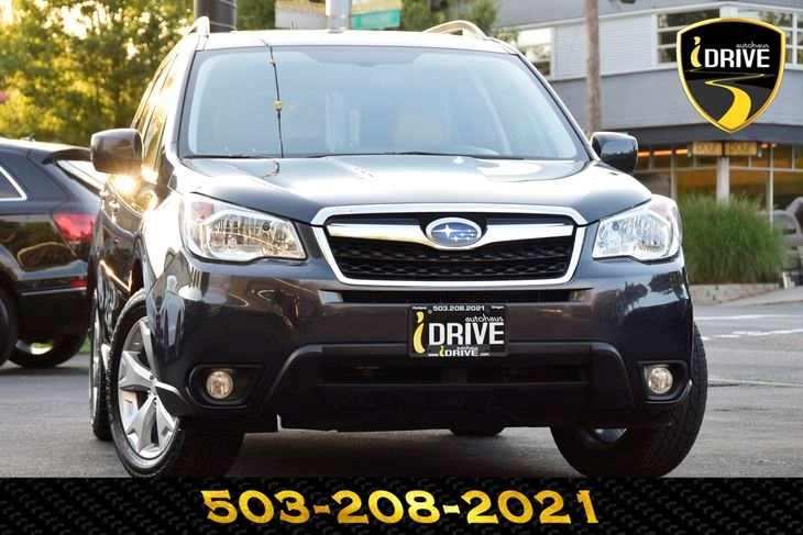 2014 subaru forester limited inventory idrive autohaus ltd auto dealership in. Black Bedroom Furniture Sets. Home Design Ideas