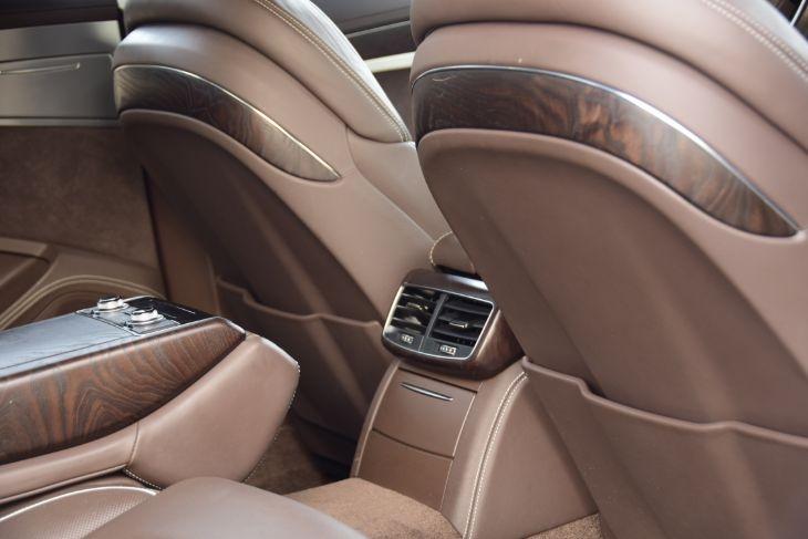Audi A8 L 2014 price $25,000