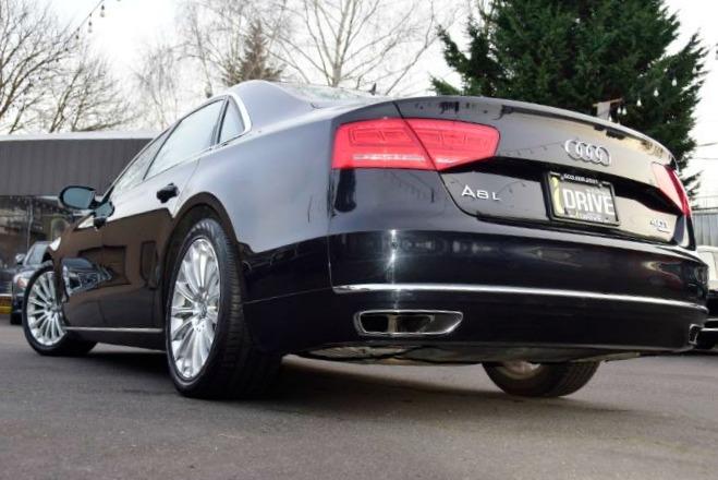 Audi A8 L 2014 price $27,000
