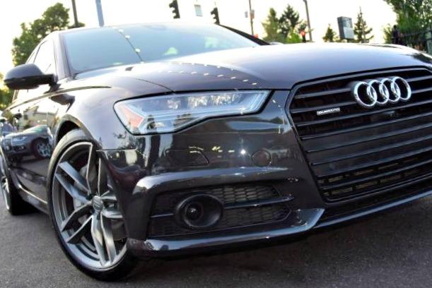 Audi A6 2016 price $35,000