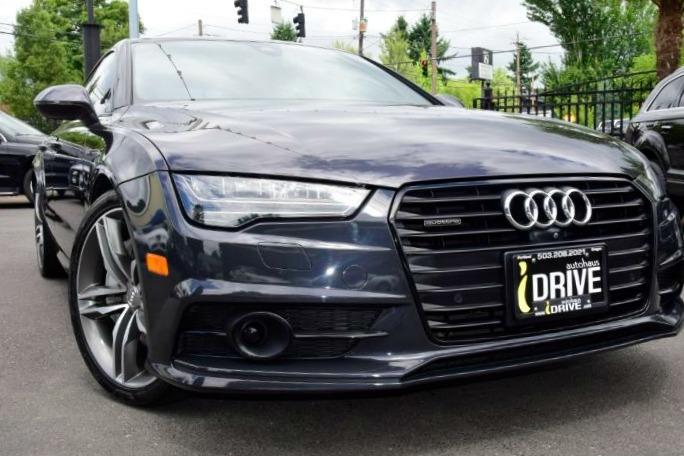 Audi A7 2016 price $40,000