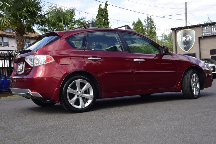 Subaru Impreza Wagon 2011 price $10,000