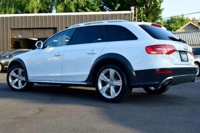 Audi Allroad 2016 price $25,000