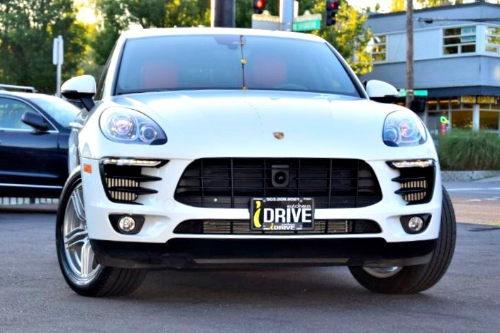 2017 Porsche Macan S Idrive Autohaus Ltd Dealership In Portland