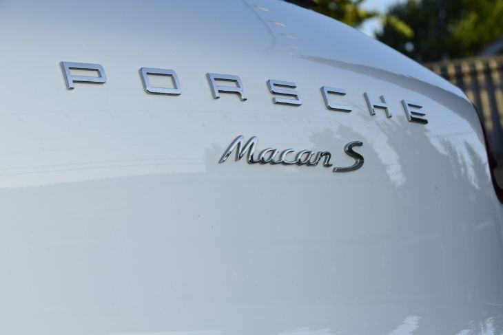 Porsche Macan 2017 price $50,000