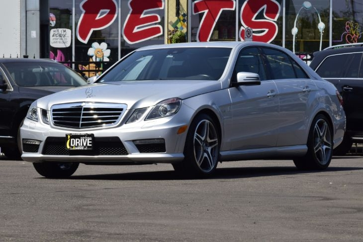 Mercedes-Benz E 63 2012 price $33,000