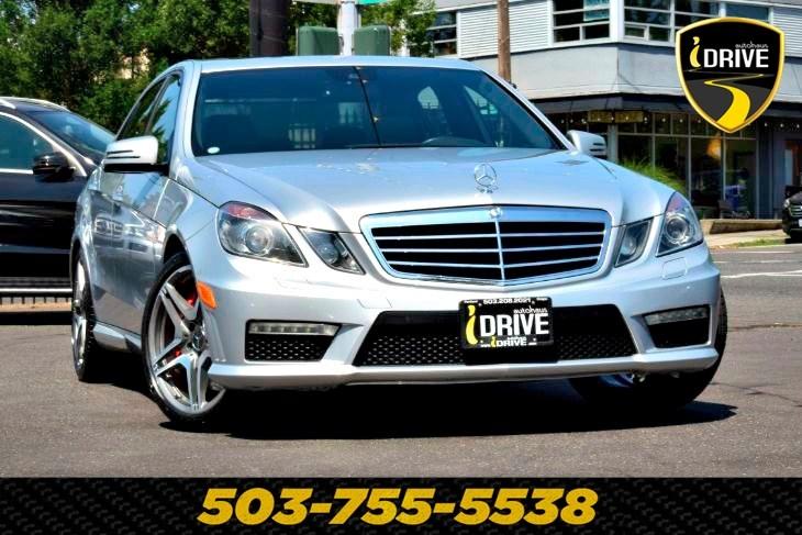 Mercedes-Benz E 63 2012 price $33,000