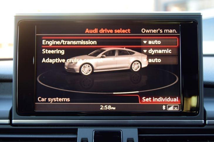 Audi A7 2016 price $45,000