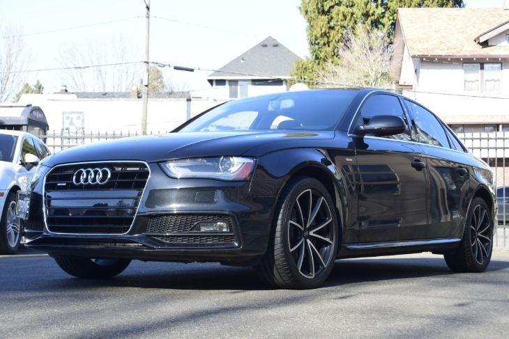 Audi A4 2014 price $14,000