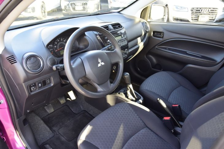 Mitsubishi Mirage 2015 price $7,000