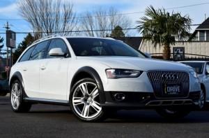 Audi allroad 2013