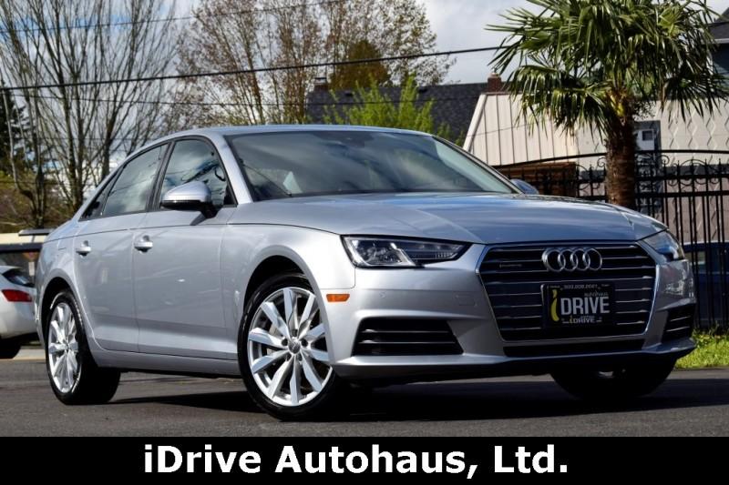 Audi A T Premium Inventory IDrive Autohaus Ltd - Audi inventory