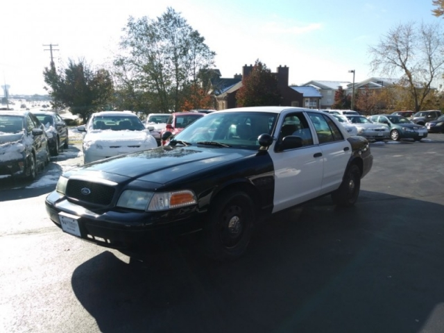 2009 Ford Police Interceptor