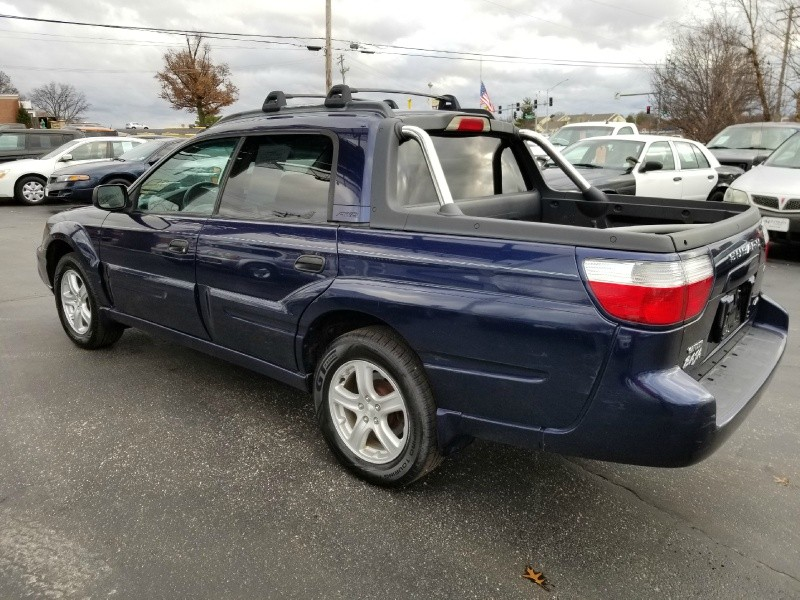 Subaru Baja (Natl) 2005 price $6,995