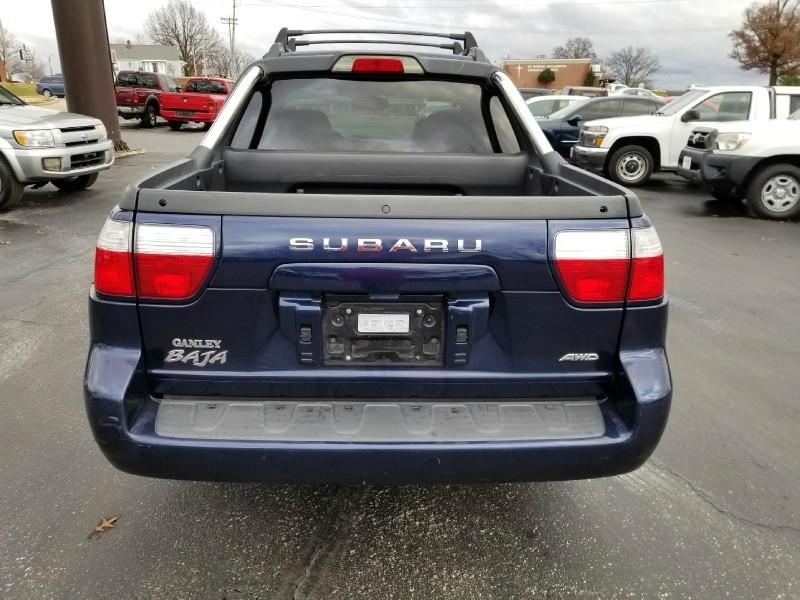 Subaru Baja (Natl) 2005 price $6,995