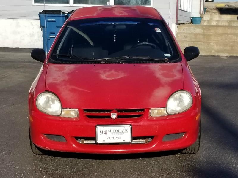 Dodge Neon 2002 price $2,495