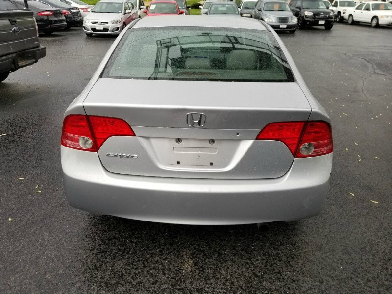 Honda Civic Sdn 2008 price $4,995