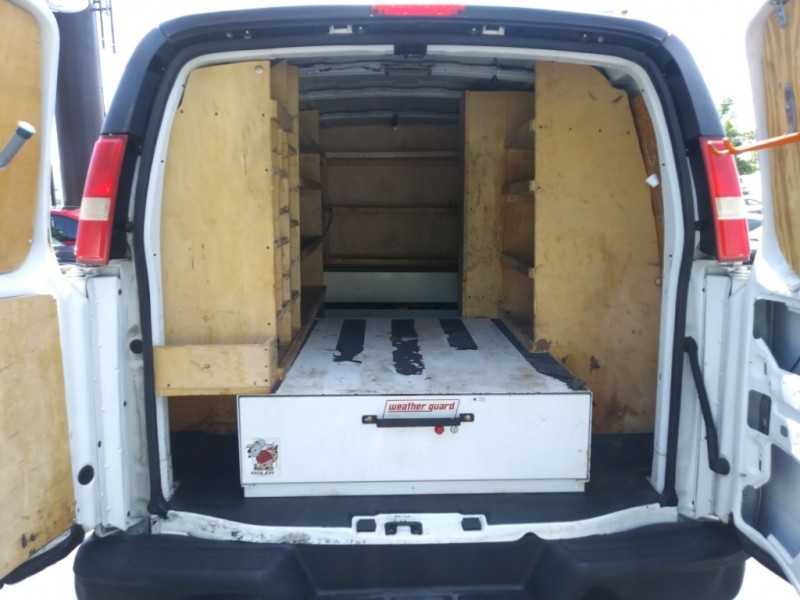 Chevrolet Express Cargo Van 2007 price $6,995