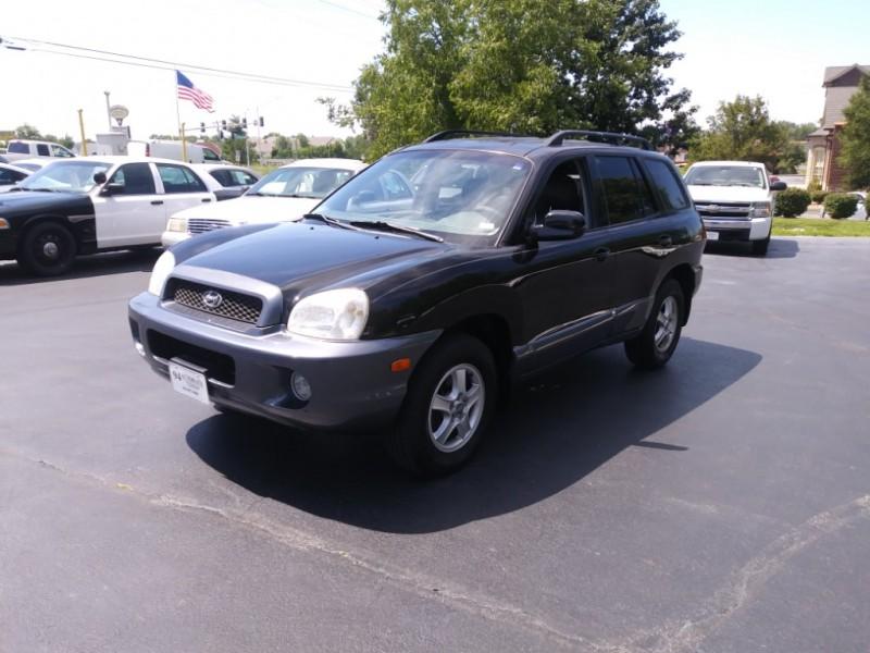Hyundai Santa Fe 2004 price $4,495