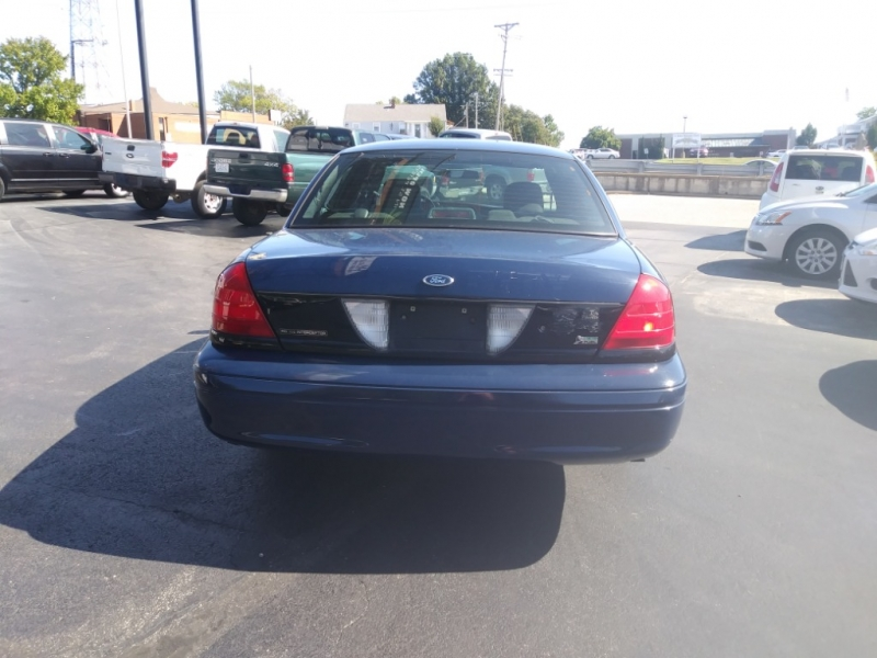 Ford Police Interceptor 2009 price $5,995