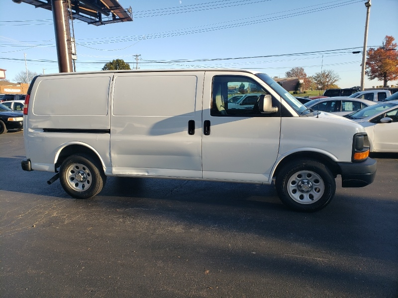 Chevrolet Express Cargo Van 2010 price $6,995