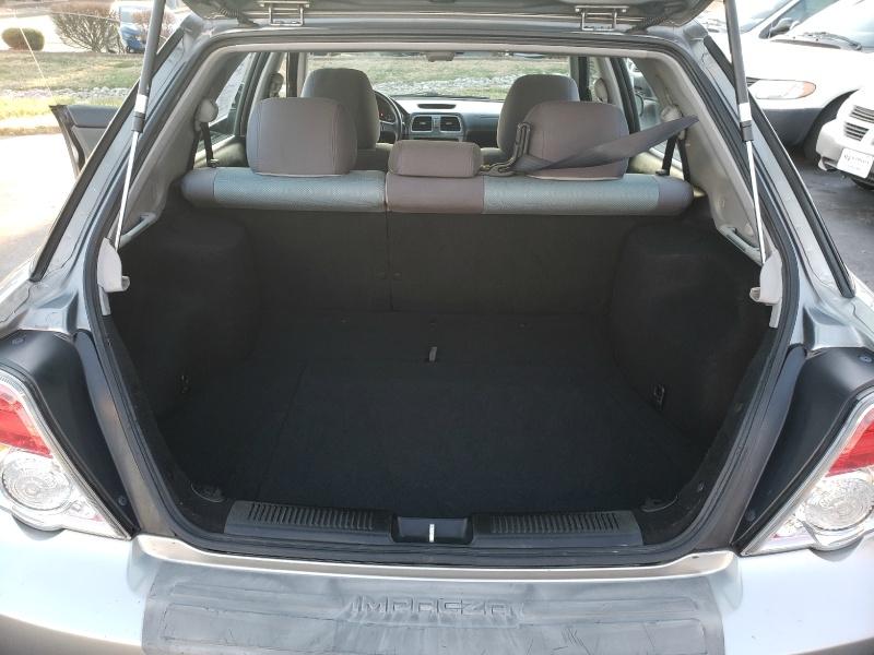 Subaru Impreza Wagon 2007 price $6,995