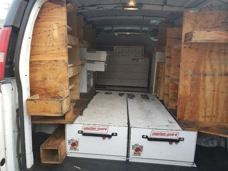 Chevrolet Express Cargo Van 2009 price $8,995